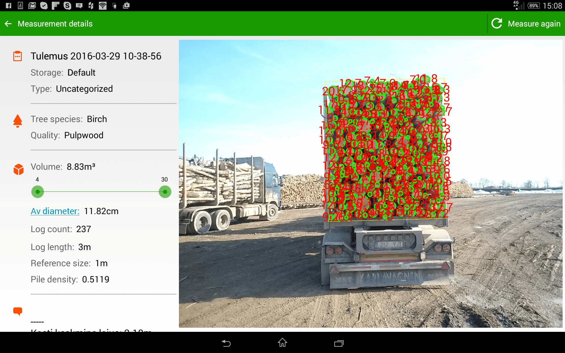Levinuimad küsimused puidumõõtmisel