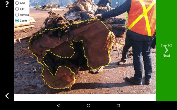 Насколько точен timbeter для измерения древесины?