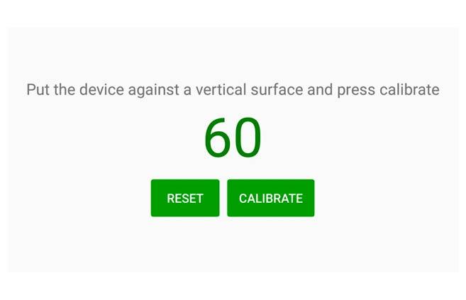 Calibration-Feature