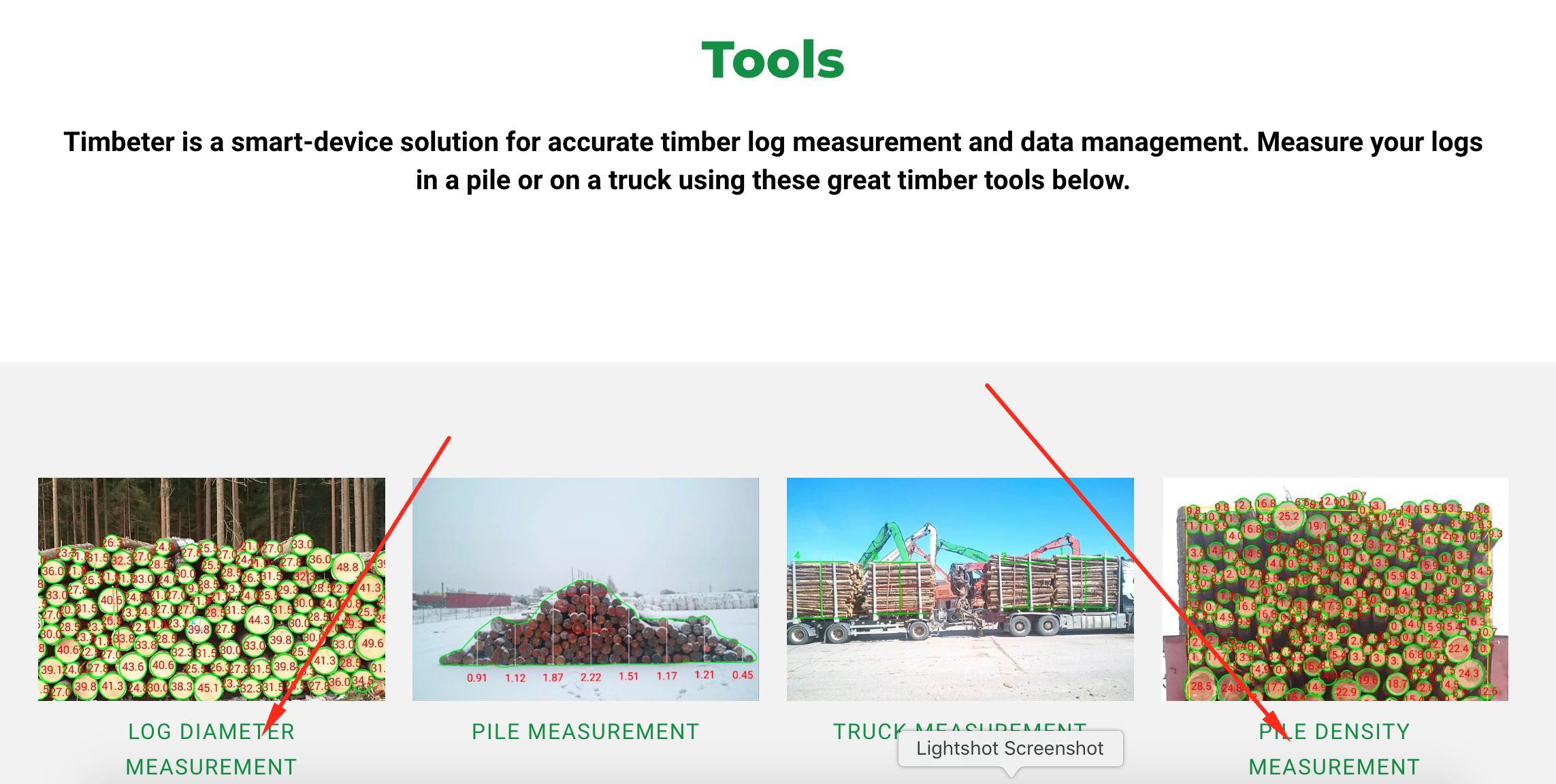 Tools Webpage
