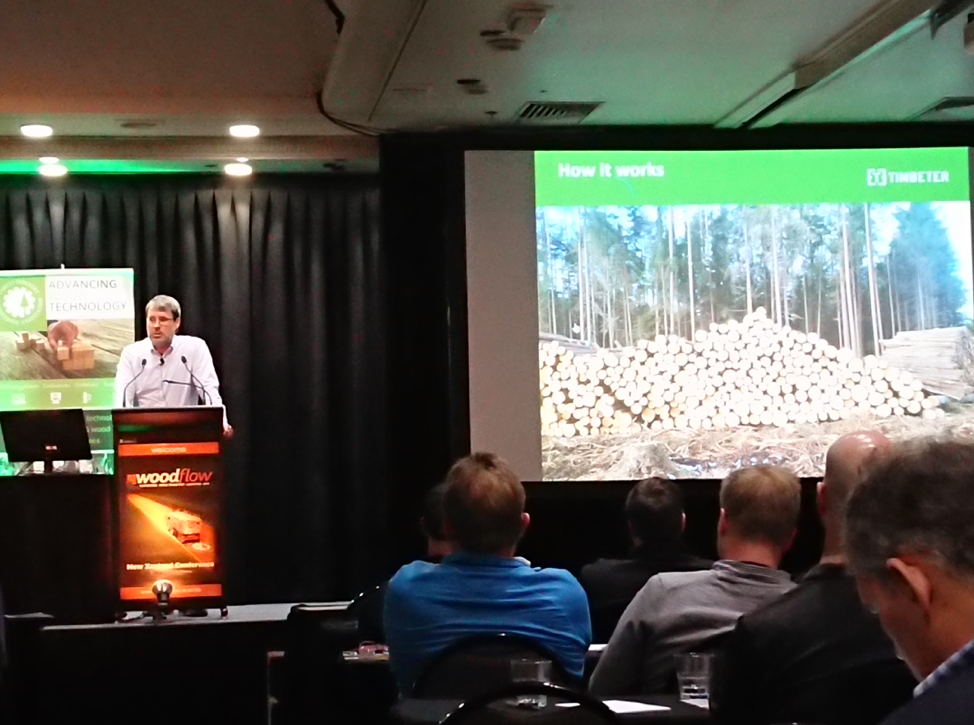From North to South - Timbeter's perspectives on exhibitions for the forestry sector
