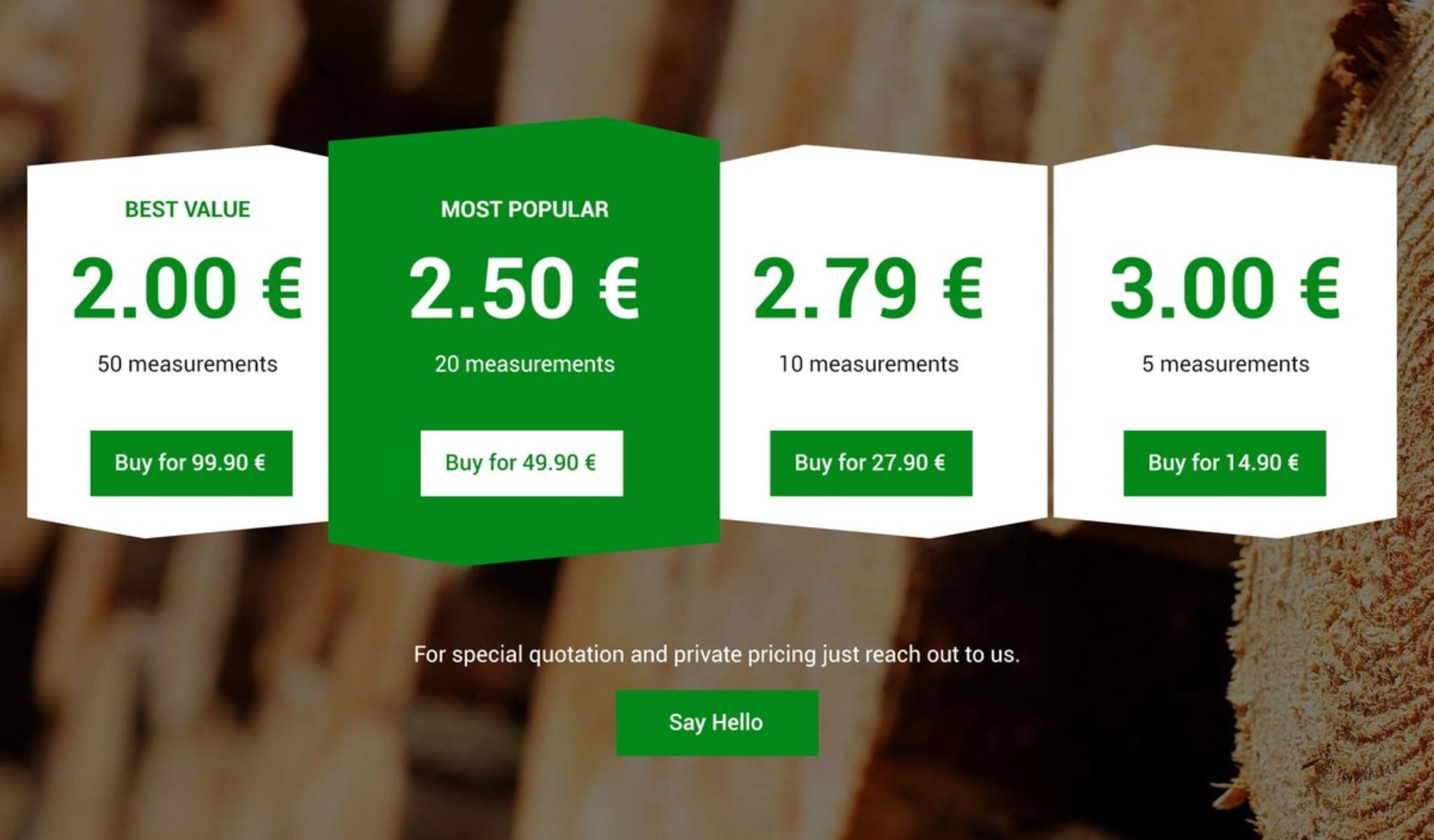 Timbeter Pricing (1)