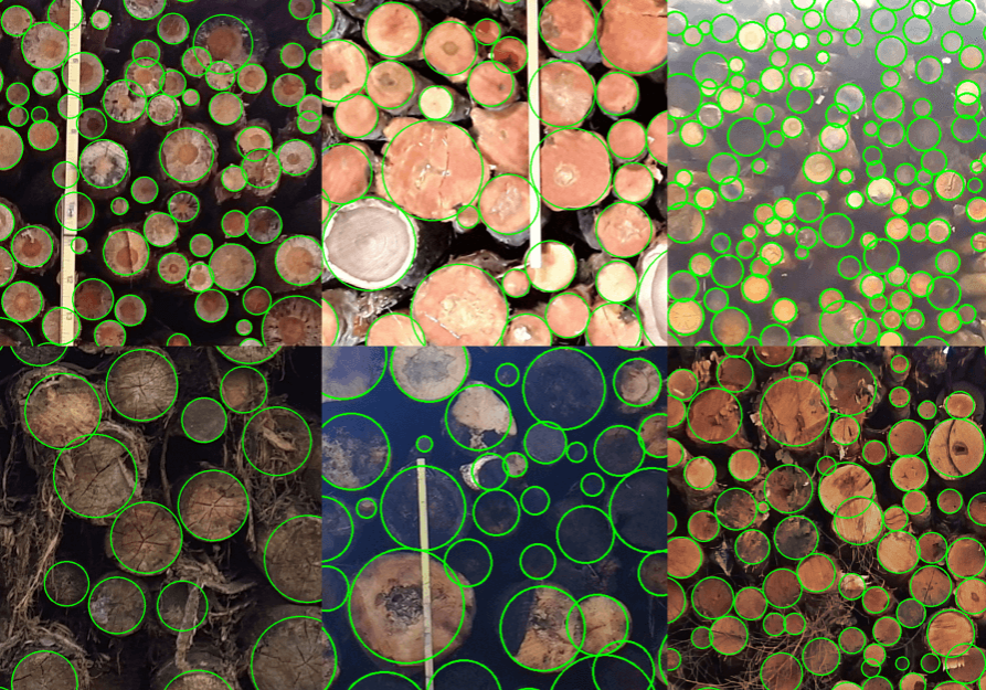 DETECTING LOGS WITH ARTIFICIAL NEURAL NETWORKS