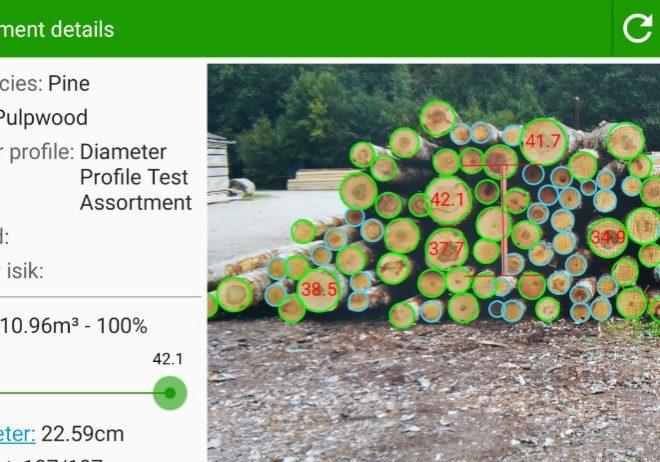 diameter profile assortment