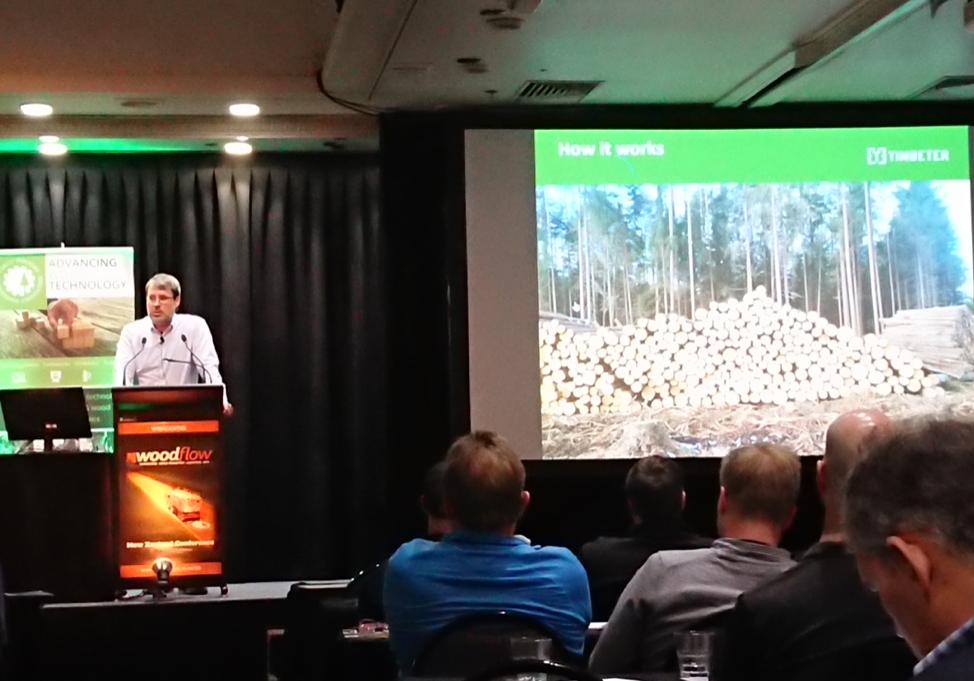 De Norte a Sur - la perspectiva de Timbeter en eventos del sector forestal