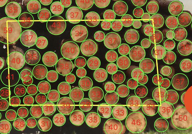 Density on iOS zoom